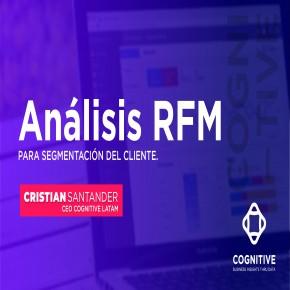 Análisis RFM para segmentación de clientes (Recency, Frecuency, Money)